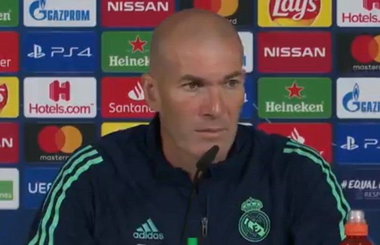"""We Want Our Fans to Be Proud of Us"" – Zinedine Zidane Ahead of Real Madrid's Clash With Manchester City (Video)"